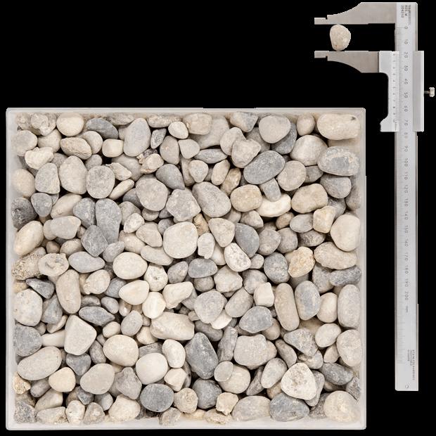 gravier pour drainage Chambéry - Richard Béton Carrières - Gravillon lavé 11/22.4 RL