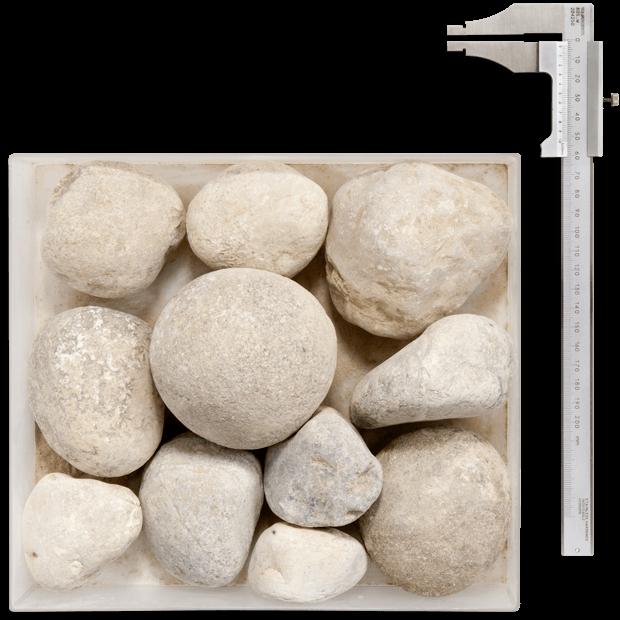 Ou trouver des pierres pour gabion ? Richard Béton Carrières Chambéry - Gros galet