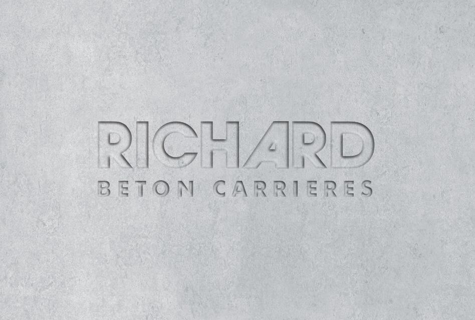 béton désactivé Chambéry - Richard Béton Carrières